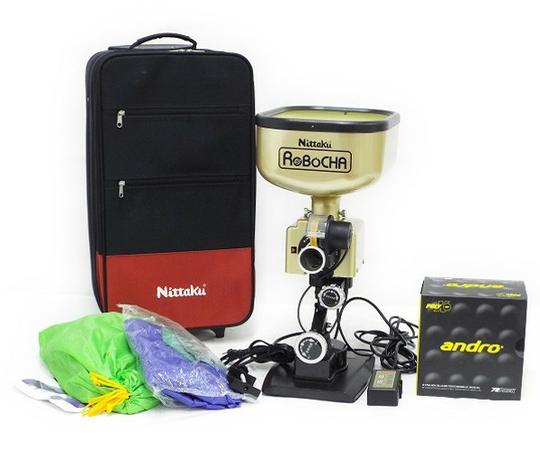 ニッタク NT-3017 ロボッチャ 硬式40ミリ用 卓球台 ロボットマシン