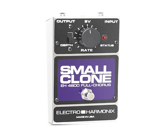 ELECTRO HARMONIX エレクトロハーモニックス SMALL CLONE ギター エフェクター コーラス