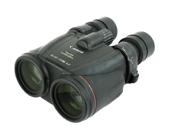 Canon キャノン 双眼鏡 10倍42口径 小型 防水 防振 10×42L IS WP ポロII型プリズム