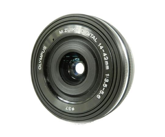 OLYMPUS オリンパス ミラーレス一眼 PEN E-PL8 14-42mm EZ レンズキット ホワイト デジタル カメラ