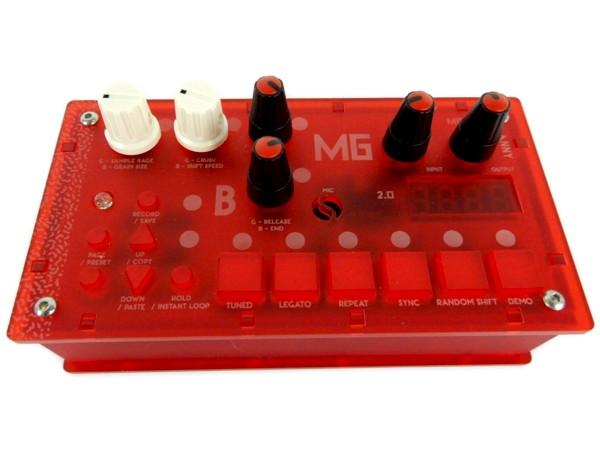 BASTL Microgranny 2.0 granular sampler グラニュラー サンプラー