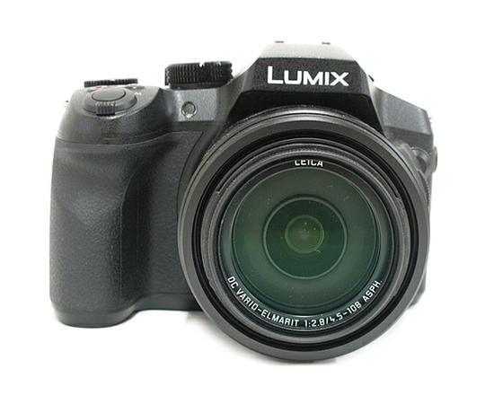 Panasonic パナソニック デジタルカメラ LUMIX DMC-FZ300 ブラック