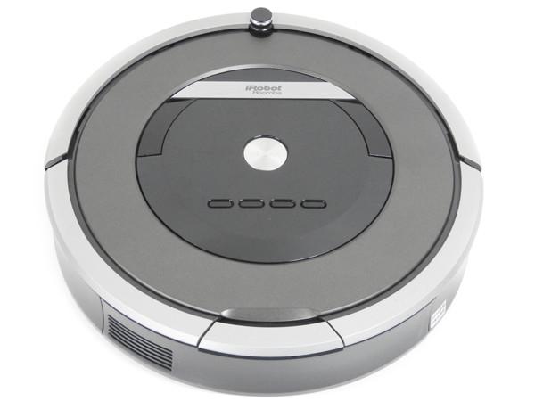 iRobot アイロボット Roomba ルンバ 871 ロボット掃除機 ピューターグレー/ライトグレー