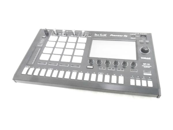 Pioneer TORAIZ SP-16 DJ サンプラー Professional 2016年製 タッチ式