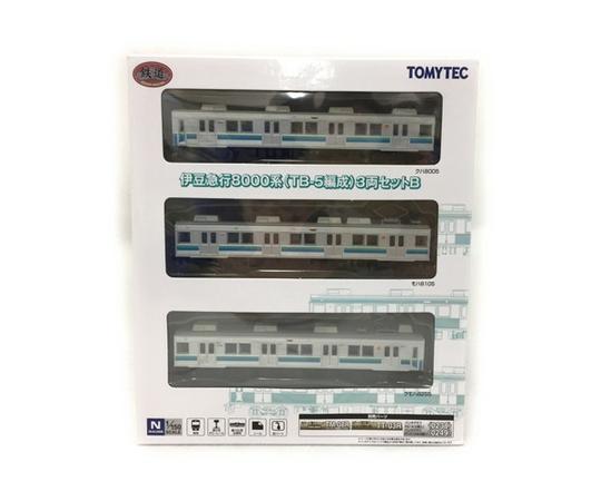 TOMYTEC トミーテック 鉄コレ 伊豆急行 8000系 TB-5 編成 3両セットB Nゲージ 1/150 鉄道模型