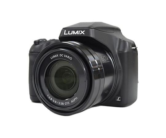 Panasonic パナソニック デジタルカメラ LUMIX FZ85 ブラック DC-FZ85-K 4Kフォト 光学60倍 旅行 運動会