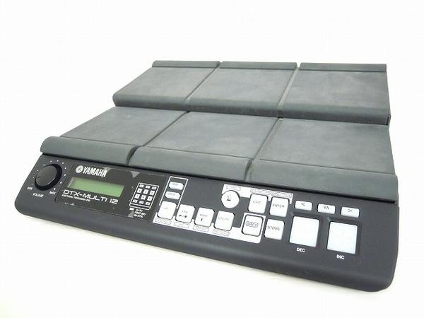 YAMAHA デジタルパーカッション DTX-multi12