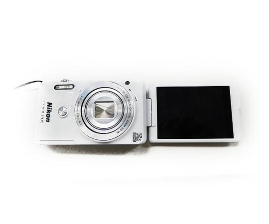Nikon ニコン デジタルカメラ COOLPIX S6900 ナチュラル ホワイト コンデジ デジカメ