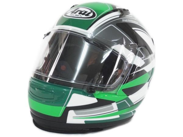 ARAI QUANTUM-J KAWASAKIトラック ヘルメット 59-60