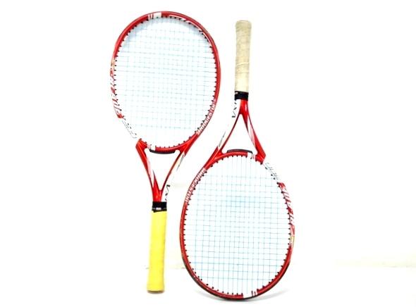 BRIDGESTONE X-BLADE VX-R 300 テニス ラケット 2本セット