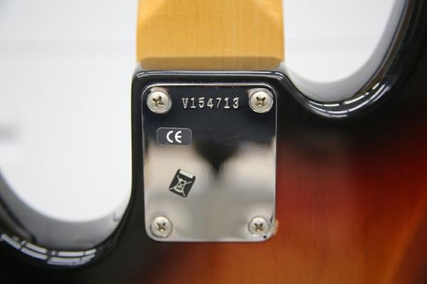Fender USA エレキ ジャズベース 62 JAZZ BASS Vintage フェンダー