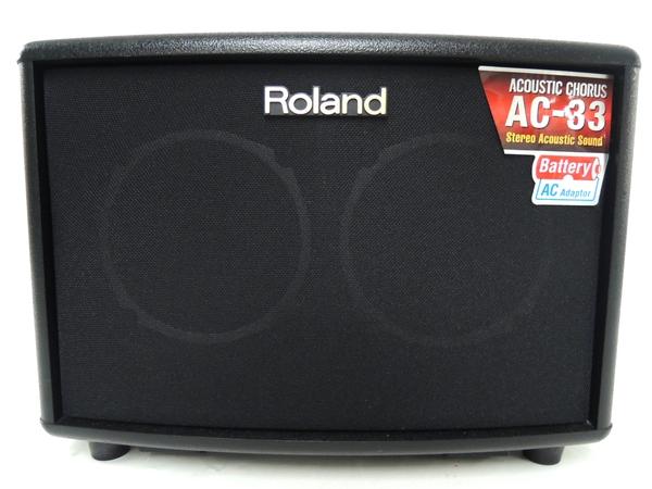 Roland ローランド Acoustic Chorus AC-33  アコースティック ギター アンプ