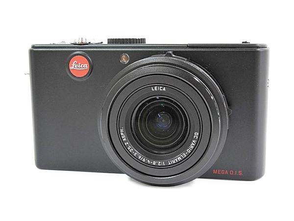 LEICA ライカ D-LUX 3 デジタルカメラ コンデジ ブラック