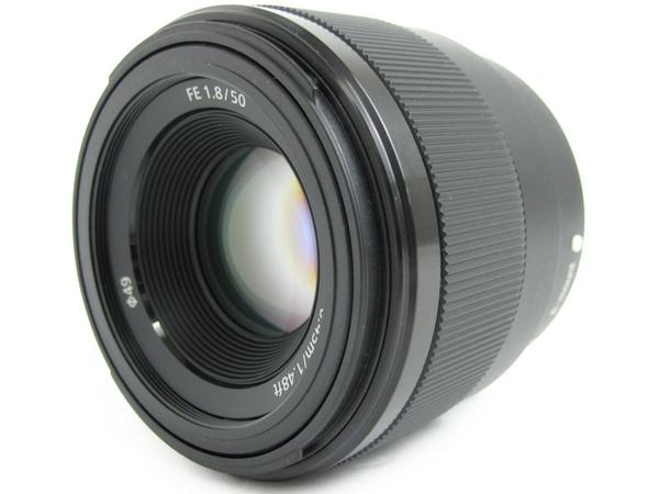 SONY ソニー FE 50mm F1.8 SEL50F18F デジタル一眼カメラα[Eマウント]用レンズ