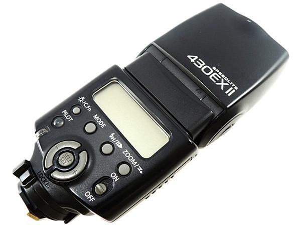 Canon キャノン スピードライト 430EX II SP430EX 2 フラッシュ ストロボ