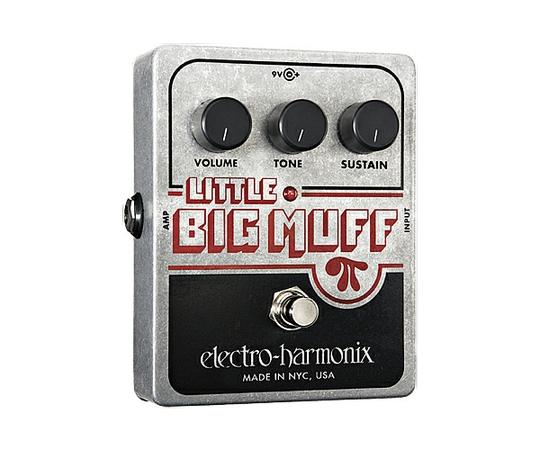 ELECTRO HARMONIX エレクトロハーモニックス LITTLE BIG MUFF PI ギター エフェクター ファズ ディストーション