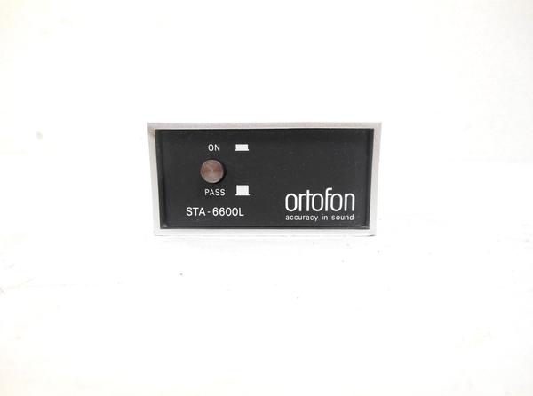 ortofon オルトフォン STA-6600L 昇圧用 トランス