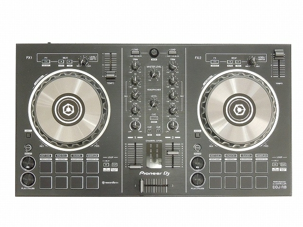 Pioneer DDJ-RB PC DJコントローラー DJ 機器 音響 オーディオ