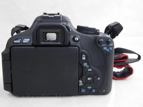Canon キヤノン 一眼 レフ EOS Kiss X5 ダブルズームキット デジタル カメラ ブラック KISSX5-WKIT