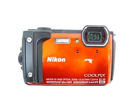 Nikon ニコン 防水カメラ COOLPIX W300 オレンジ デジタルカメラ デジカメ