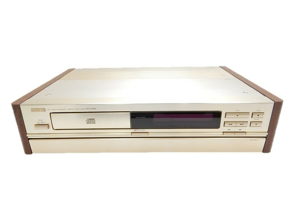 DENON デノン CD デッキ プレーヤー DCD-1550G