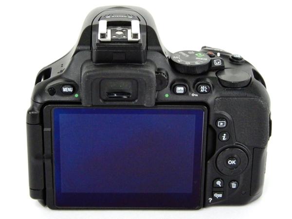 Nikon ニコン 一眼 レフ D5500 ダブルズームキット ブラック カメラ デジタル (4)