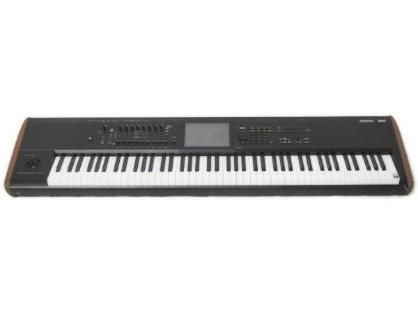 KORG KRONOS2-88 シンセサイザー MUSIC WORKSTATION 88鍵盤 ハンマーアクション3鍵盤