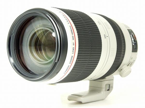 Canon キヤノン EF100-400mm F4.5-5.6L IS II USM EF100-400LIS2 カメラレンズ 超望遠