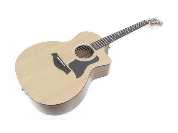 Taylor テイラー アコースティック ギター 114ce-Walnut 2017 エレアコ アコギ 楽器