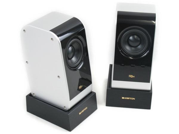 クリプトン KS-3 HQM デジタルオーディオシステム スピーカー ペア