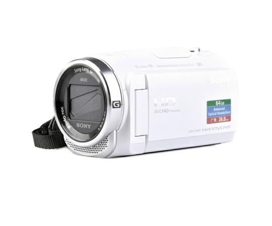 SONY ソニー ビデオカメラ HDR-CX680 デジタルHD レコーダー ホワイト
