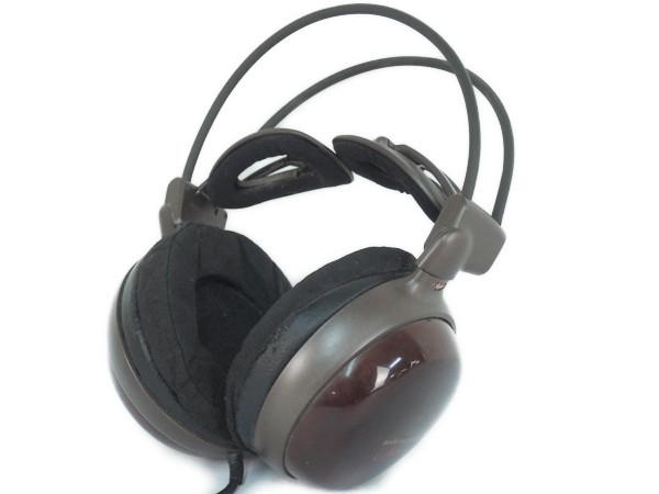 オーディオテクニカ ATH-W11JPN ダイナミック ヘッドホン オーディオ 機器