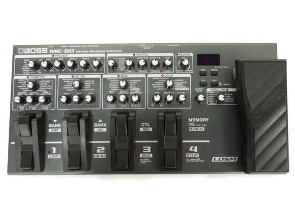BOSE ME-80 BOSS ギター用マルチエフェクター