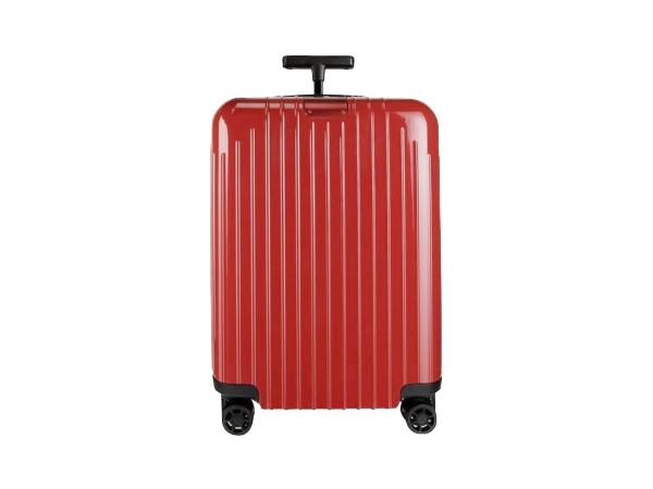 RIMOWA リモワ スーツケース 37L 1〜3泊 機内持ち込み エッセンシャル ライト キャビン 82353654 グロスレッド 4輪 マルチホイール TSAロック