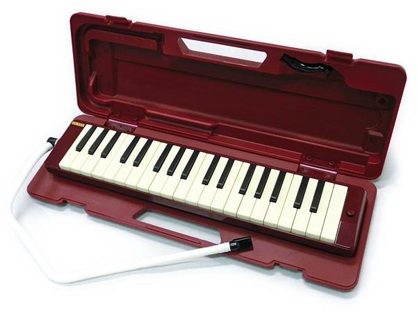 YAMAHA ヤマハ P-37D ピアニカ 鍵盤ハーモニカ 37鍵盤