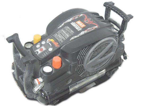 MAX マックス AK-HL1250E2 高圧エアコンプレッサ ブラック