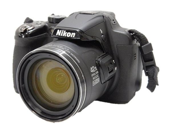 Nikon ニコン COOLPIX P520 デジタルカメラ コンデジ ブラック