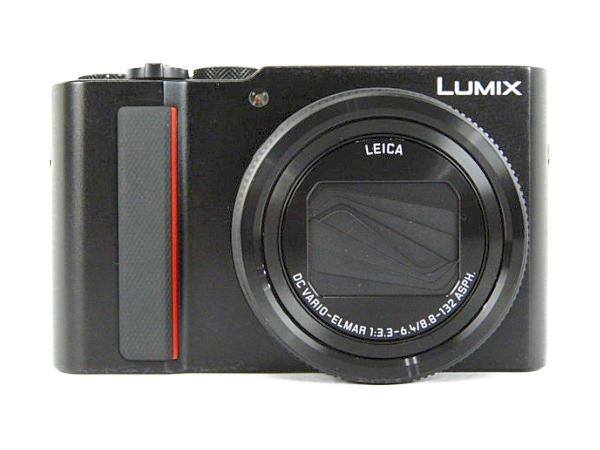 Panasonic パナソニック デジタルカメラ LUMIX DC-TX2 1型センサー 2010万画素 4K動画 ブラック ルミックス