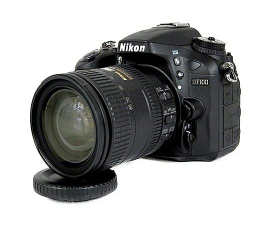 Nikon ニコン 一眼レフ D7100 16-85 VR レンズキット カメラ D7100LK16-85