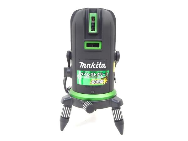 makita マキタ SK504GPZ 墨出し器 屋内・屋外兼用 ダイレクトグリーン