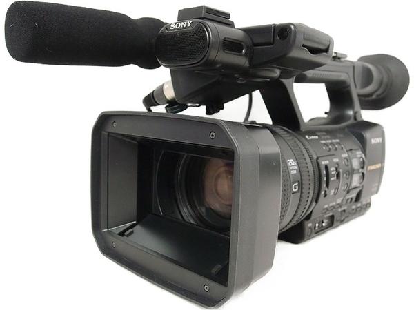 SONY ソニー NXCAM HXR-NX5J デジタルビデオカメラ レコーダー