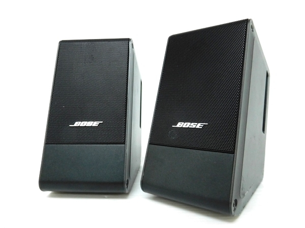 BOSE ボーズ M3 Micro Music Monitor スピーカー 小型 ブラック