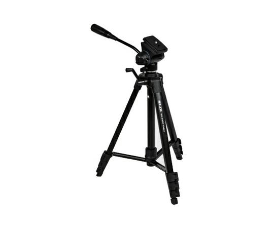 SLIK スリック 三脚 GX6400 VIDEO 4段 レバー式 全高158cm ビデオ雲台 2Way ビデオ用三脚 アルミ製