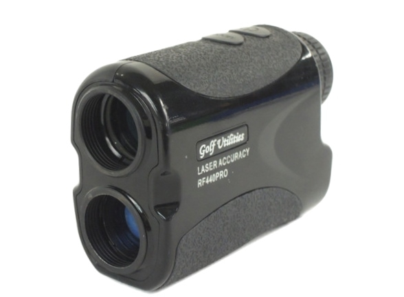 LASER ACCURACY レーザー アキュラシー RF440 PRO ゴルフ 距離 測定器