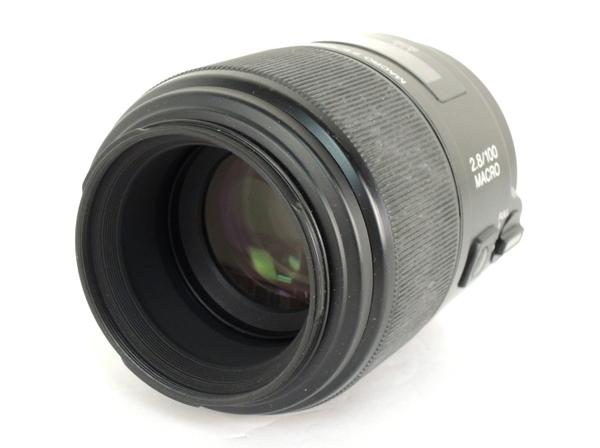 SONY ソニー レンズ 100mm F2.8 Macro SAL100M28 カメラ 単焦点