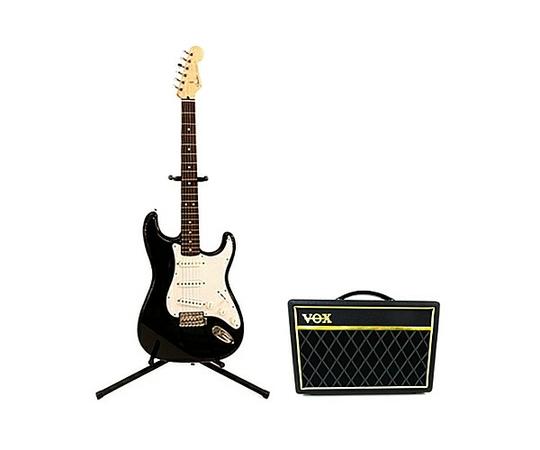 Fender Japan ストラトキャスター スタンダード エレキギター  アンプセット ST-STD