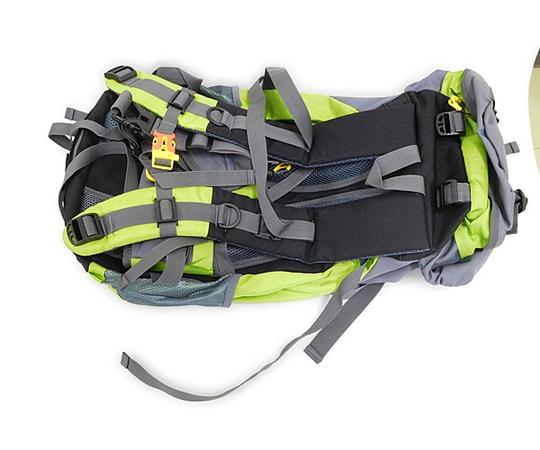 登山セット 女性用 ザック・トレッキングブーツ・ポール 3点 23.5cm バッグパック 登山靴 杖 ステッキ  (3)