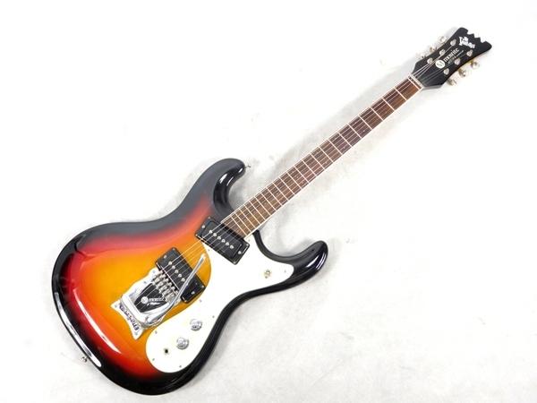 Mosrite モズライト AMERICAN STANDARD MARK-I AS-1965 エレキギター サンバースト ハードケース付