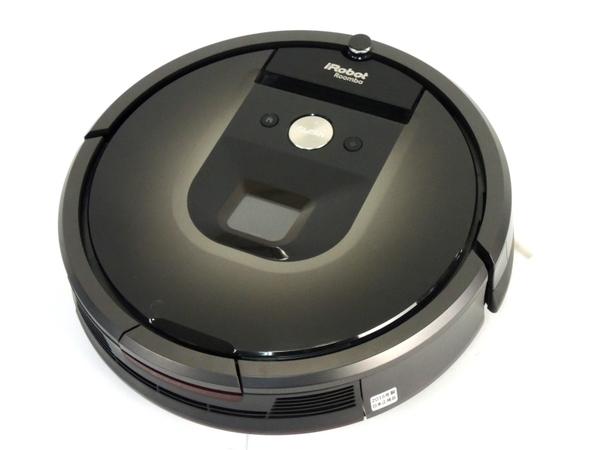 iRobot アイロボットRoomba ルンバ 980 ロボット掃除機 ブラック
