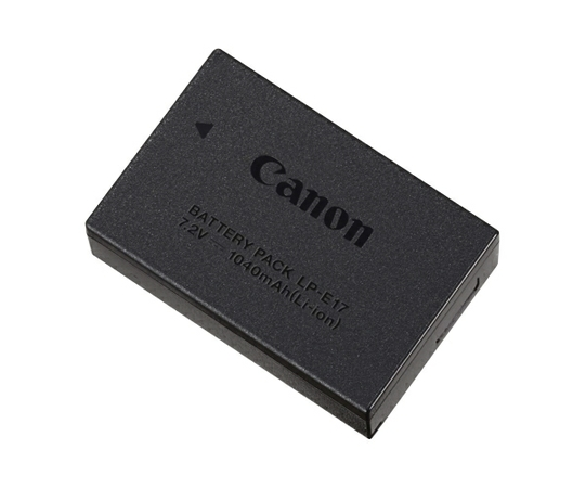 [予備バッテリー] CANON キャノン LP-E17 (EOS Kiss X8i / EOS 8000D / EOS X9 / X9i 用) [単体では注文できません]